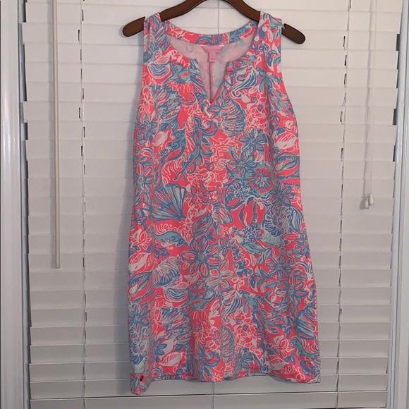 Lilly Pulitzer Dresses & Skirts - EEUC Lilly Pulitzer Estrada Shift Dress